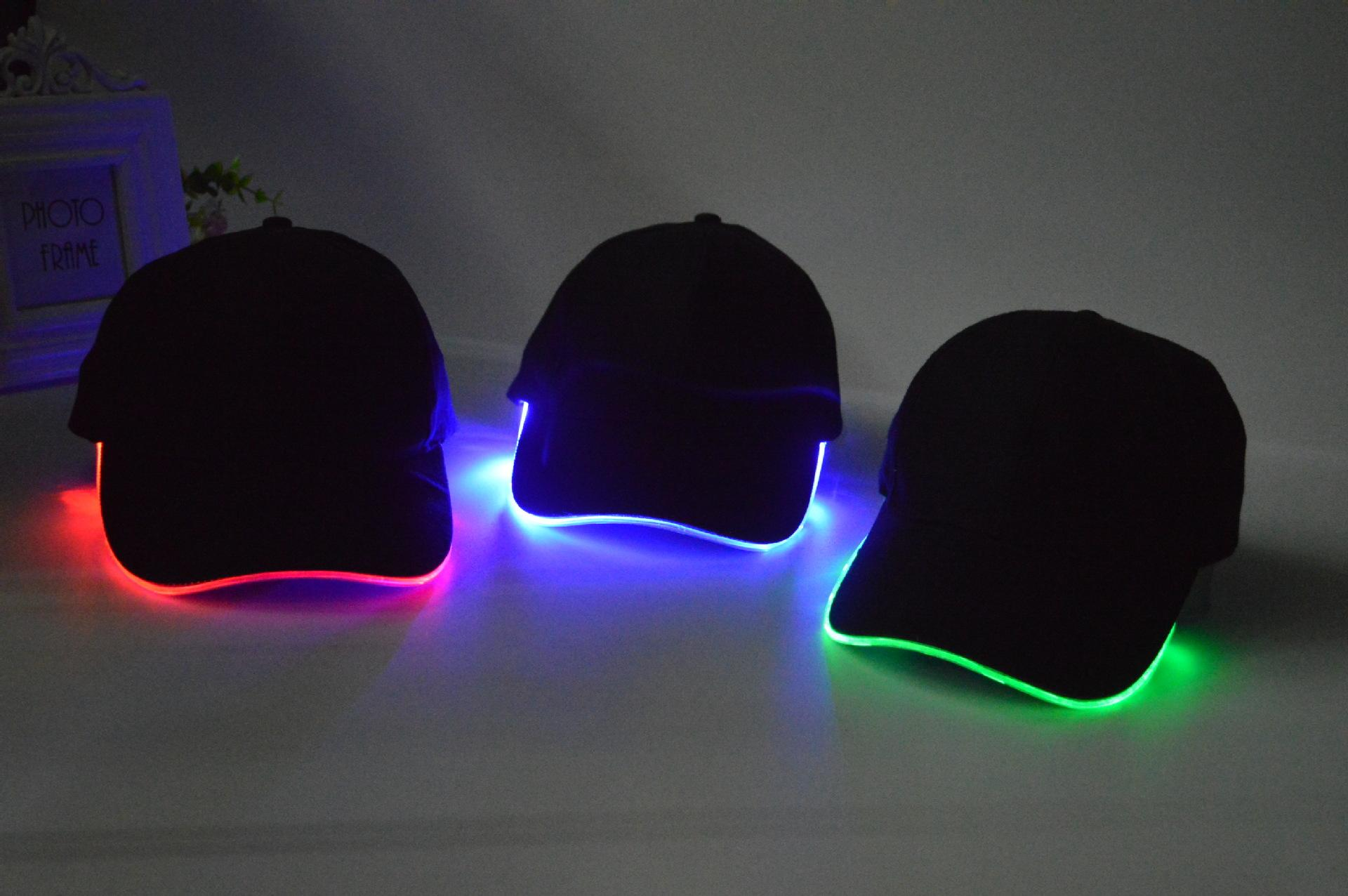 Led Caps The Led Light Up Store Global Family Products